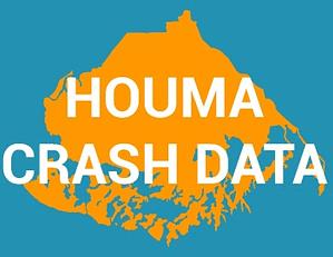Houma Crash Data
