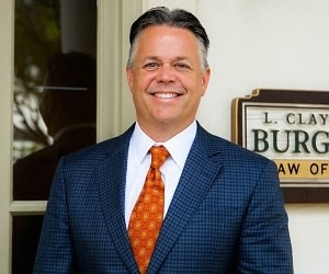 L. Claton Burgess Injury Attorney