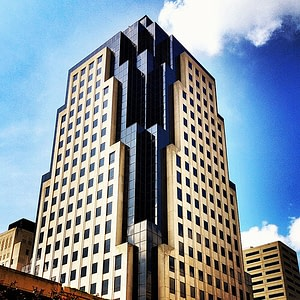 shreveport office building