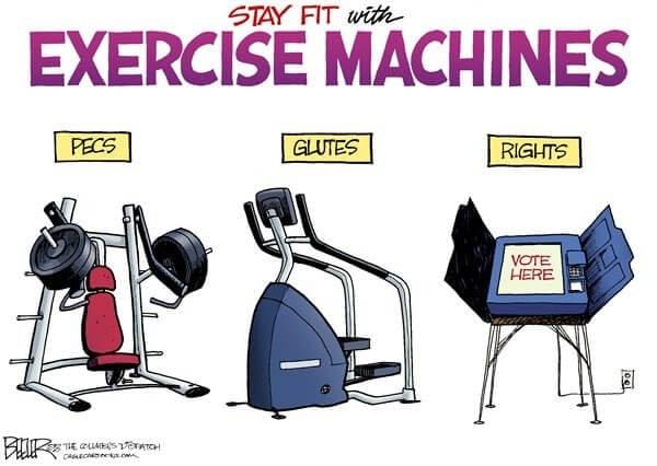 ExerciseYourRights EarlyVoting