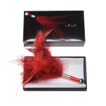 LELO Tantra Feather Teaser – Red