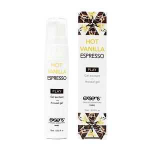 Exsens Arousal Gel 15ml – Vanilla Espresso