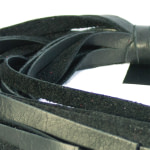 Soft Flogger 16 – Black