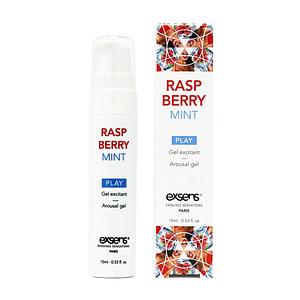 Exsens Arousal Gel 15ml – Raspberry Mint