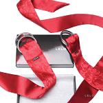 LELO Boa Pleasure Ties – Red