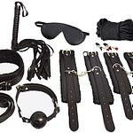 Everything Bondage Kit – Black