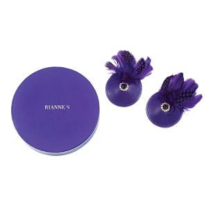 Rianne S Pasties Birds – Purple