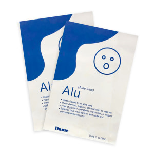 Alu Lubricant 2ml – 24pk by Dame Products