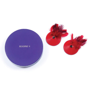 Rianne S Pasties Birds – Red